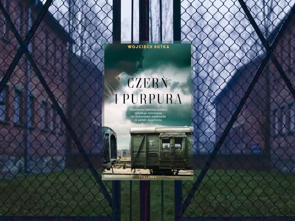 Recenzja: Czerń i purpura - Wojciech Dutka