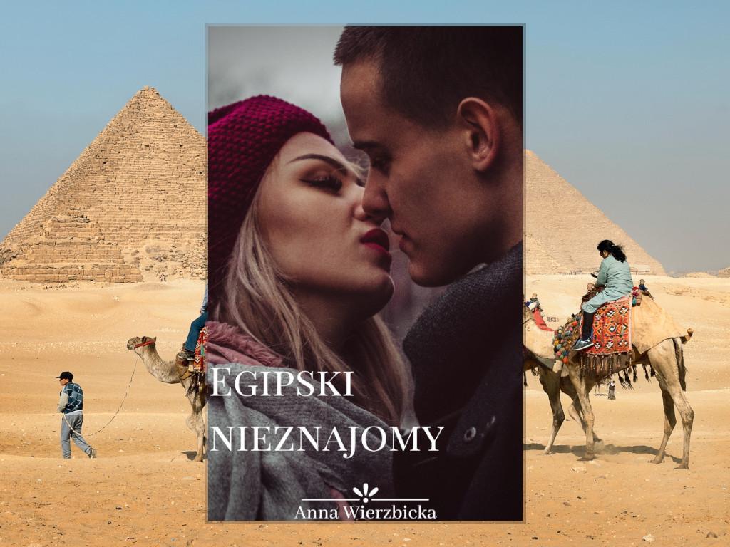 Recenzja: Egipski nieznajomy - Anna Wierzbicka