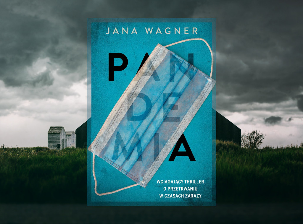 Recenzja: Pandemia - Jana Wagner