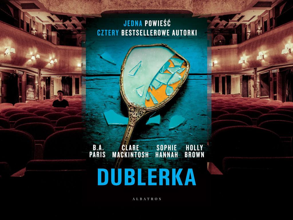 Recenzja: Dublerka - B.A. Paris i inni.