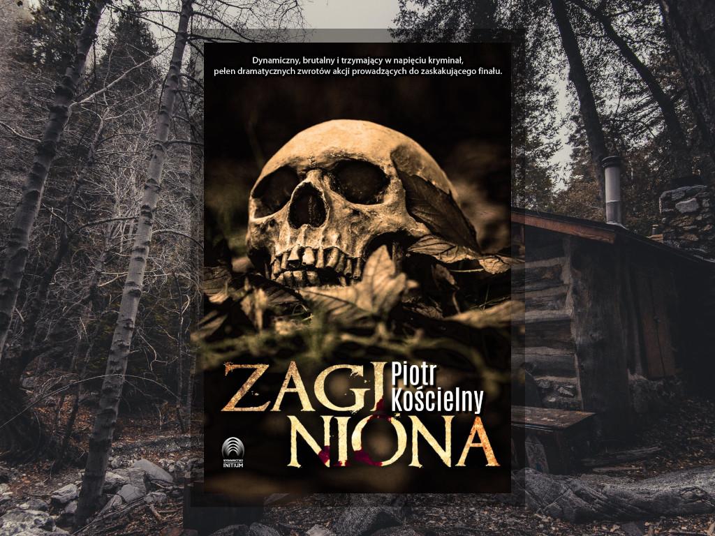 Recenzja: Zaginiona - Piotr Kościelny