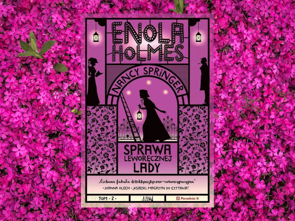 Recenzja: Enola - Nancy Springer
