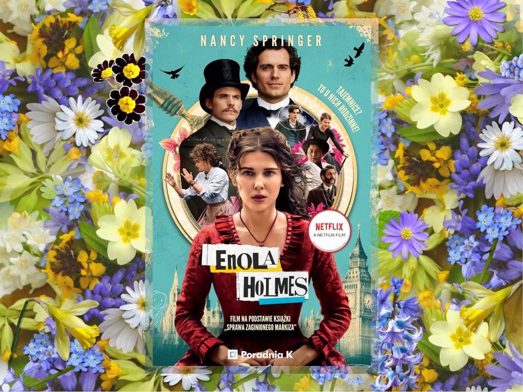 Recenzja: Enola Holmes. Sprawa zaginionego markiza