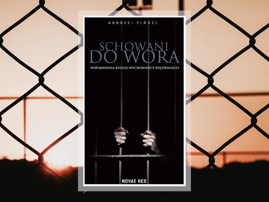 Recenzja: Schowani do wora - Andrzej Flugel