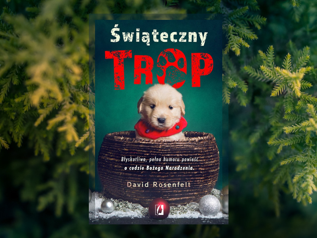 Recenzja: Świąteczny trop - David Rosenfelt