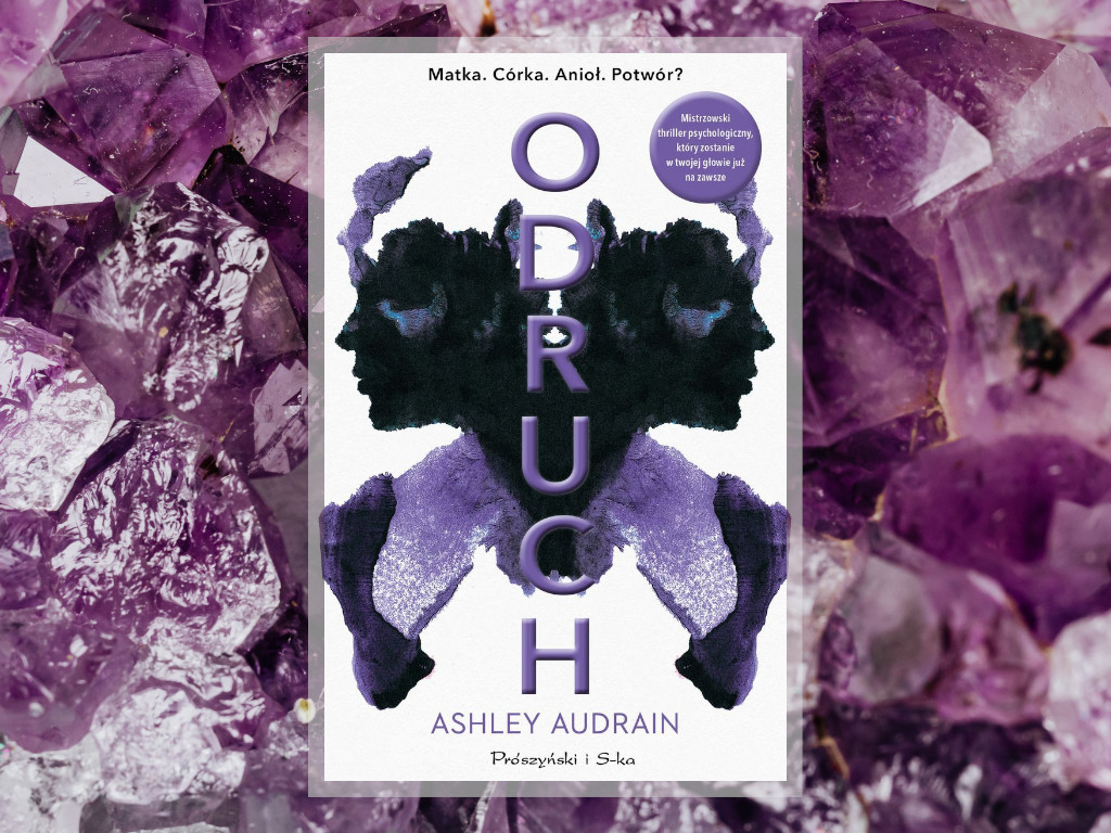Recenzja: Odruch - Ashley Audrain