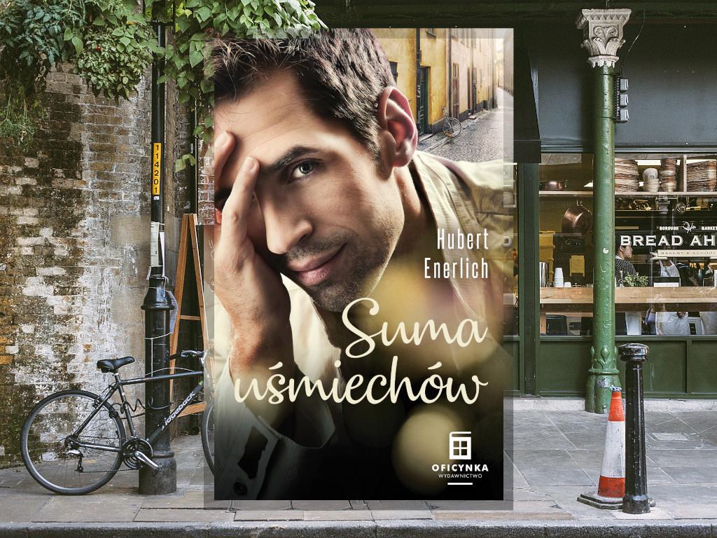 Recenzja: Suma uśmiechów - Hubert Enerlich