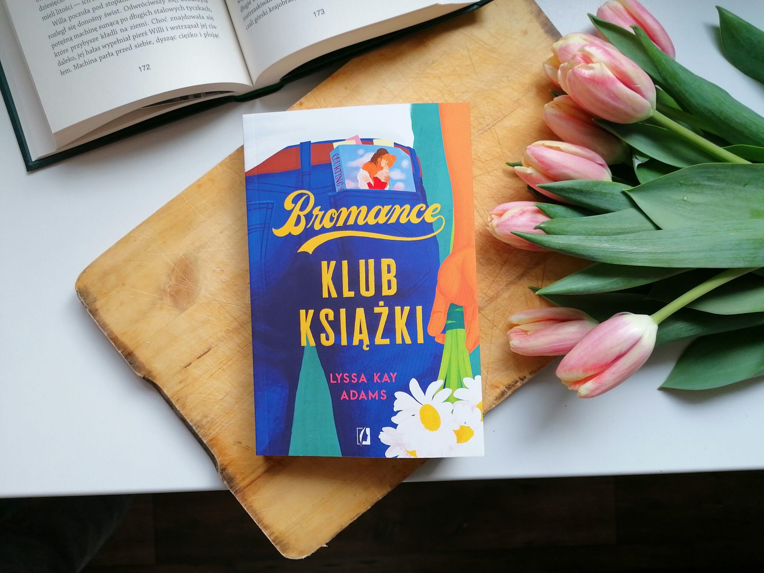 Recenzja: Klub książki - Lyssa Kay Adams
