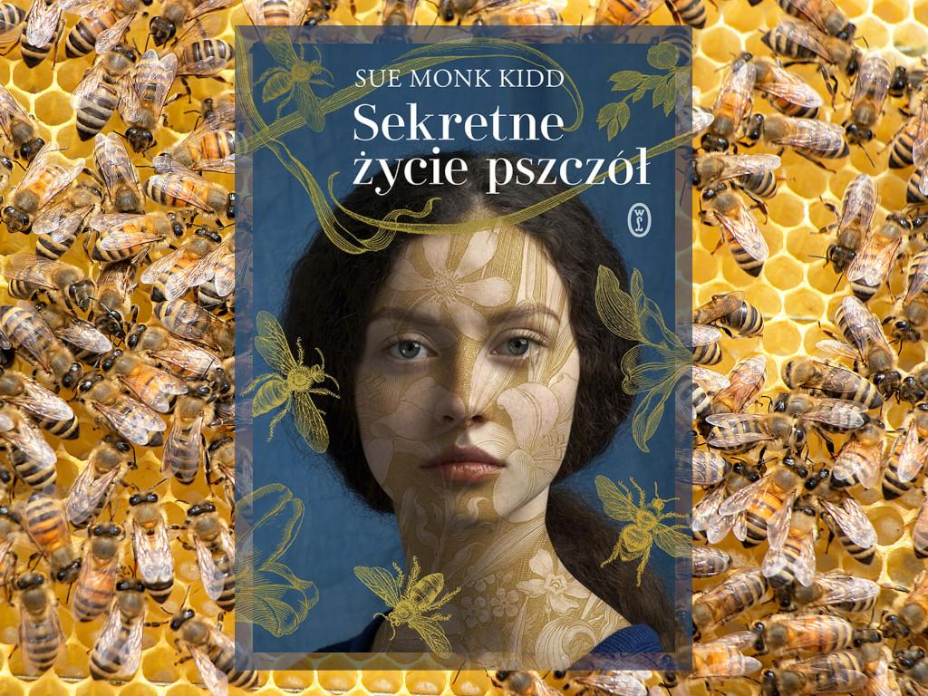Recenzja: Sekretne życie pszczół - Sue Monk Kidd