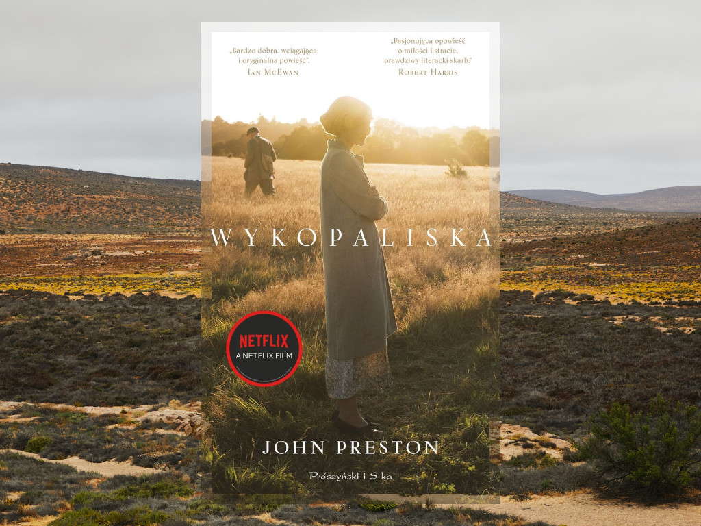 Wykopaliska - John Preston