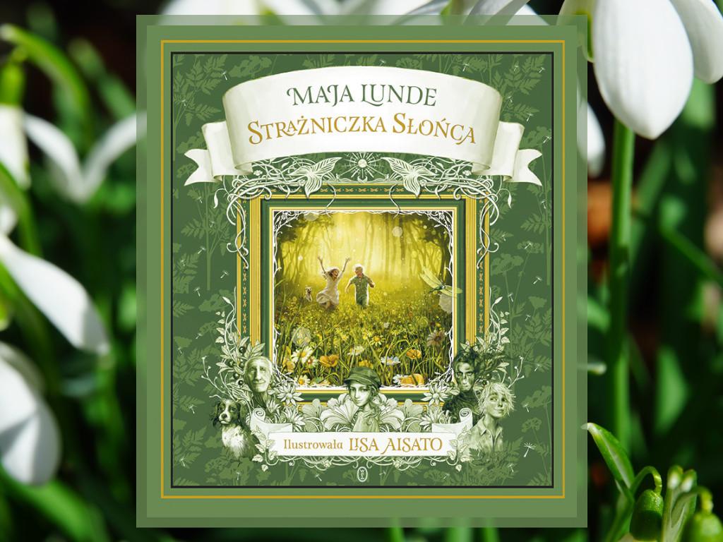 Recenzja: Strażniczka Słońca - Maja Lunde Lisa Aisato