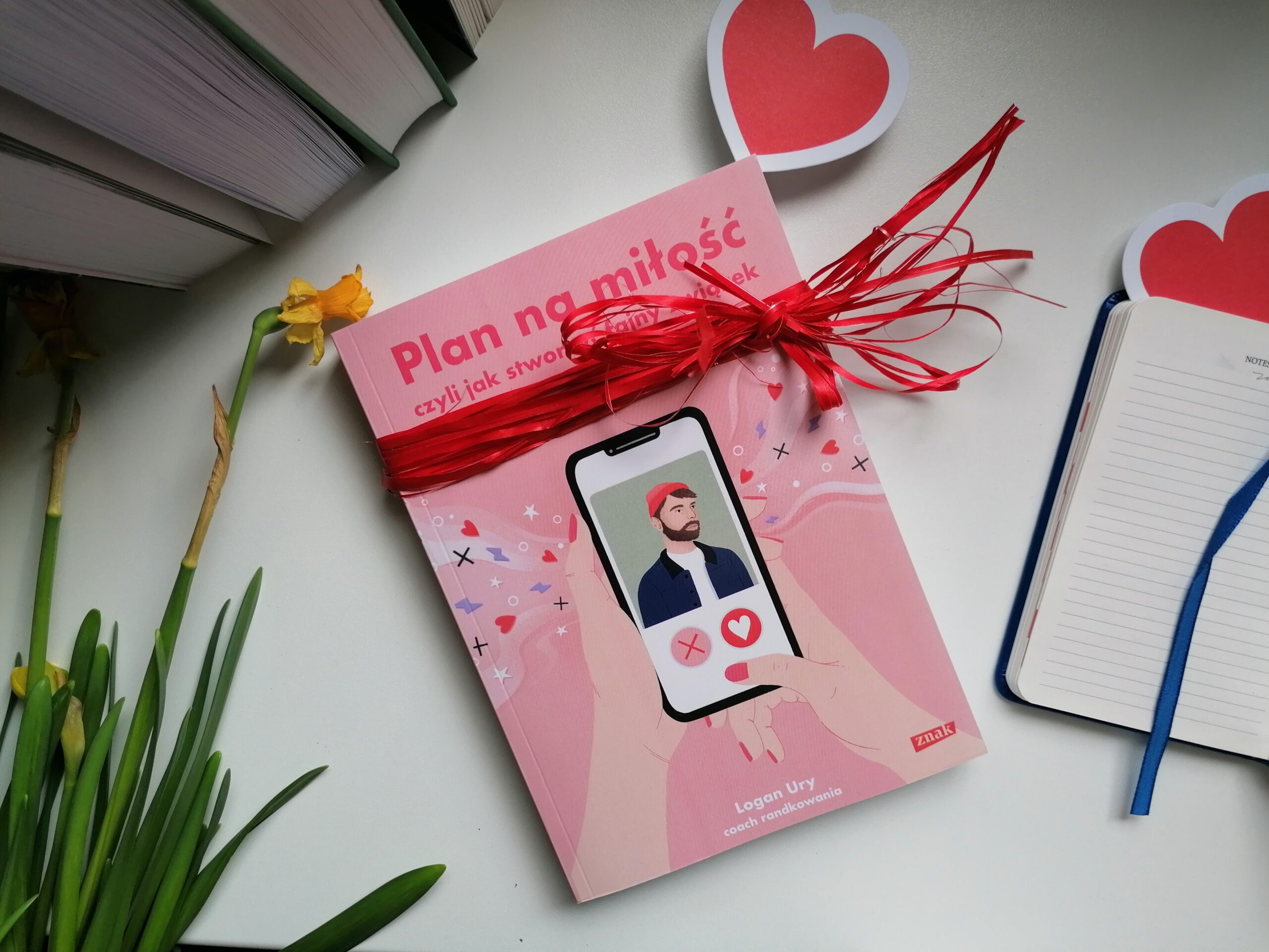 Recenzja: Plan na miłość, czyli jak stworzyć fajny związek - Logan Ury