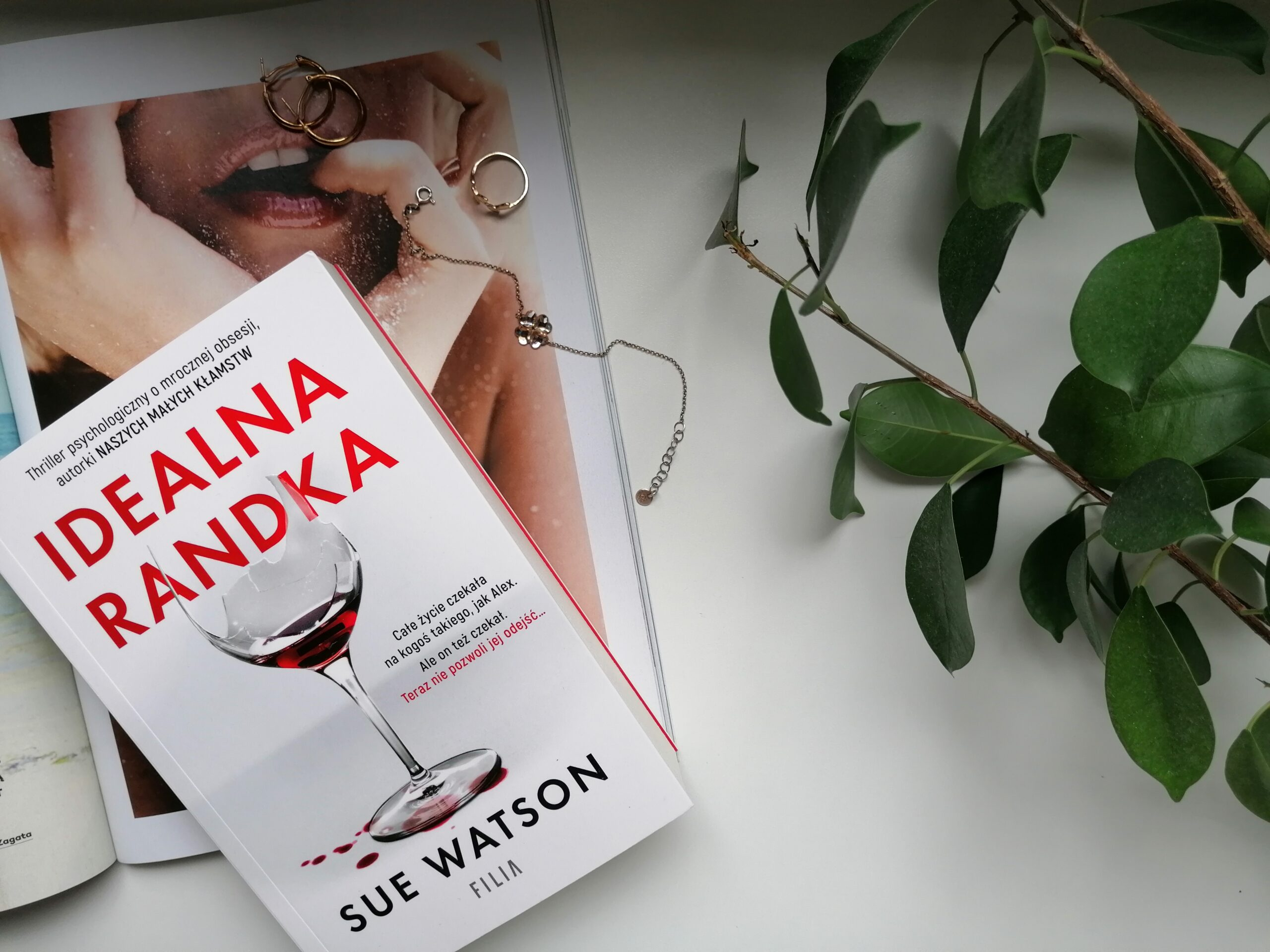 Recenzja: Idealna randka - Sue Watson