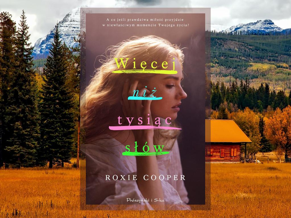 Recenzja: Więcej niż tysiąc słów - Roxie Cooper