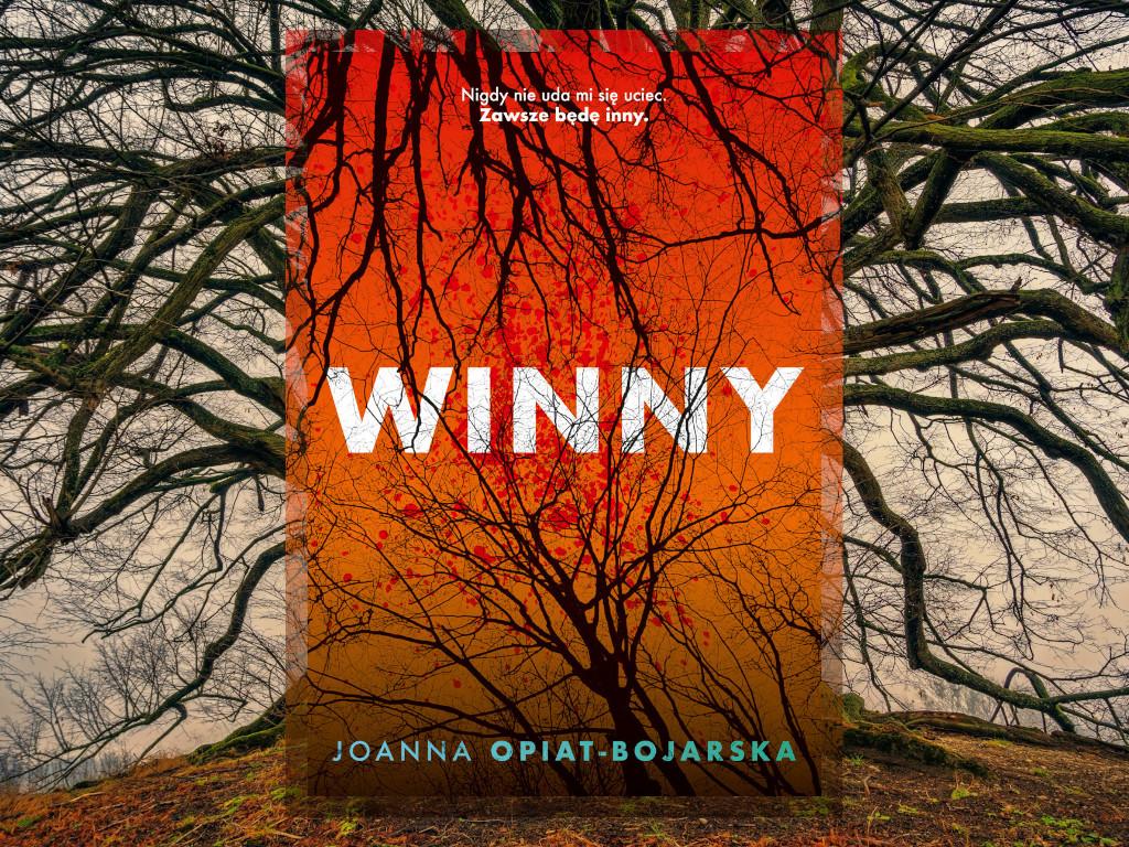 Recenzja: Winny - Jaonna Opiat-Bojarska