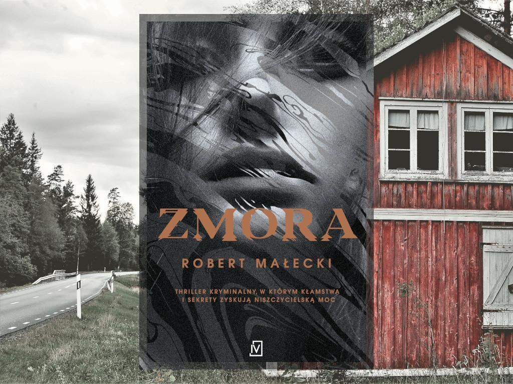 Recenzja: Zmora - Robert Małecki