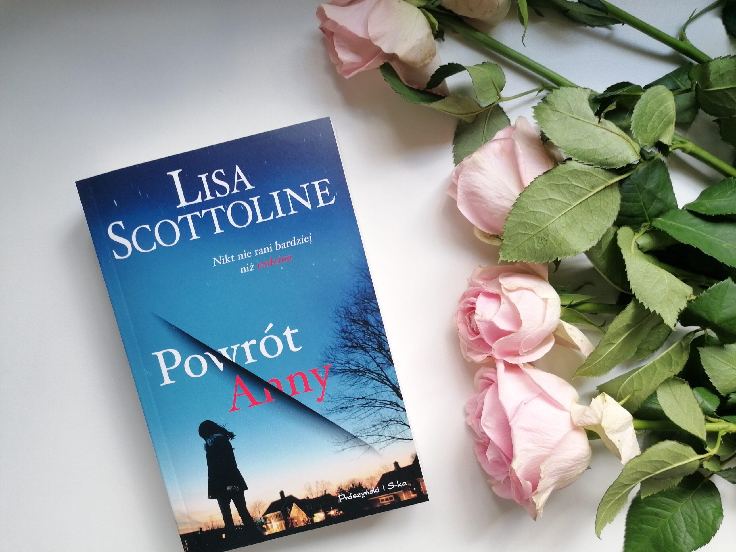 Recenzja: Powrót Anny - Lisa Scottoline