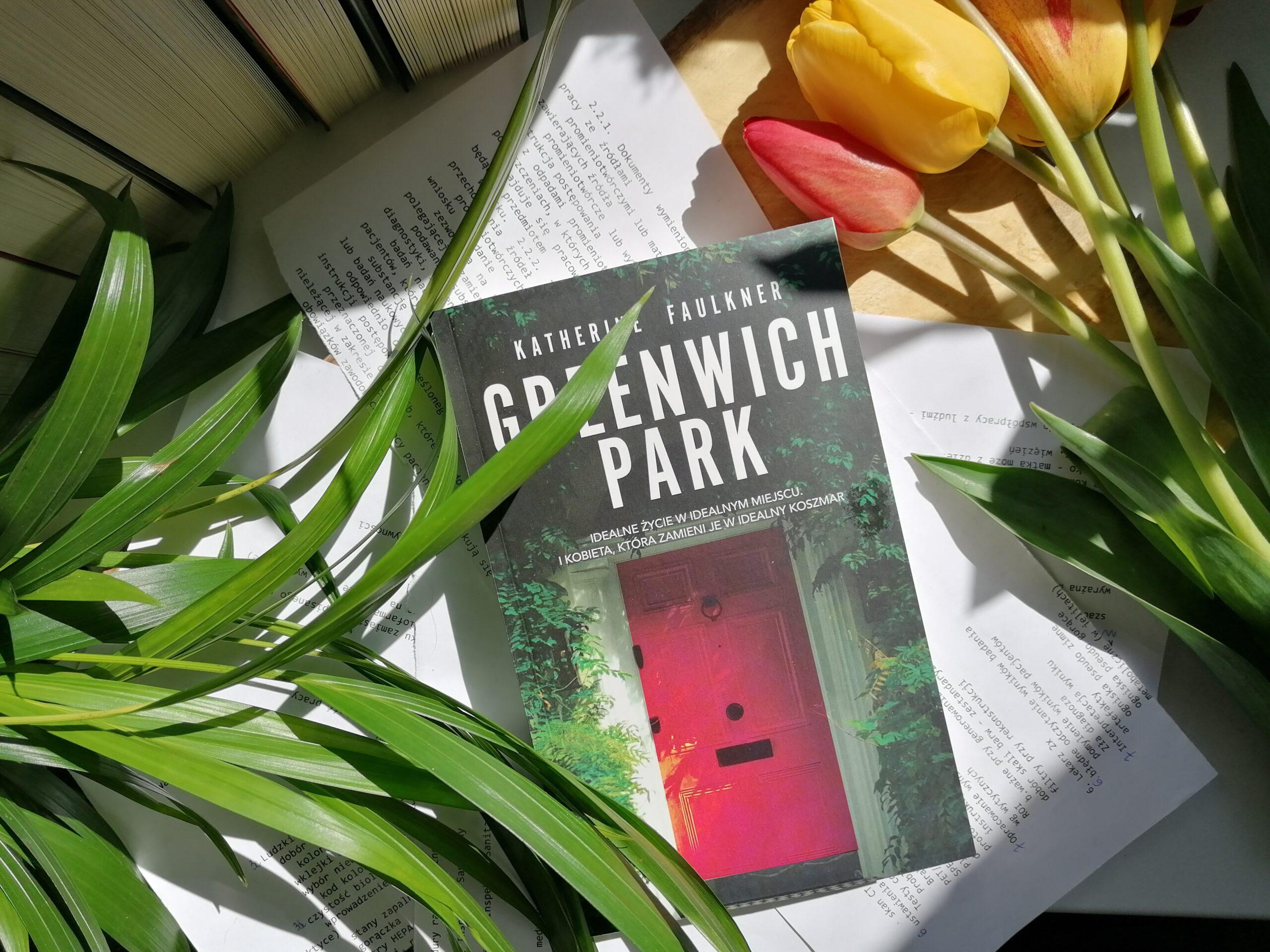 Recenzja: Greenwich Park - Katherine Faulkner