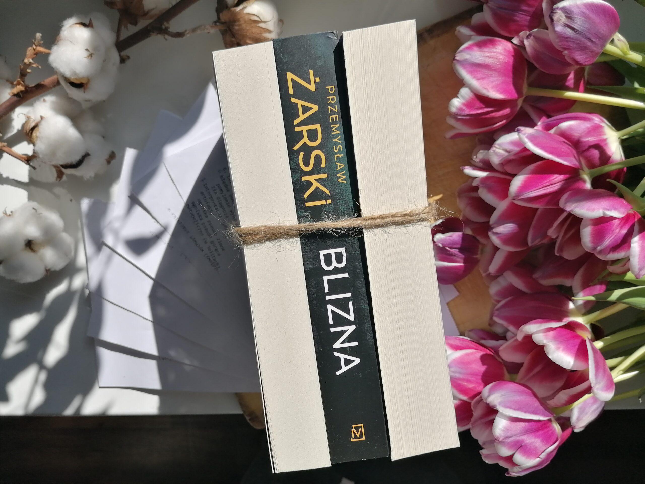 Recenzja: Blizna - Przemysław Żarski
