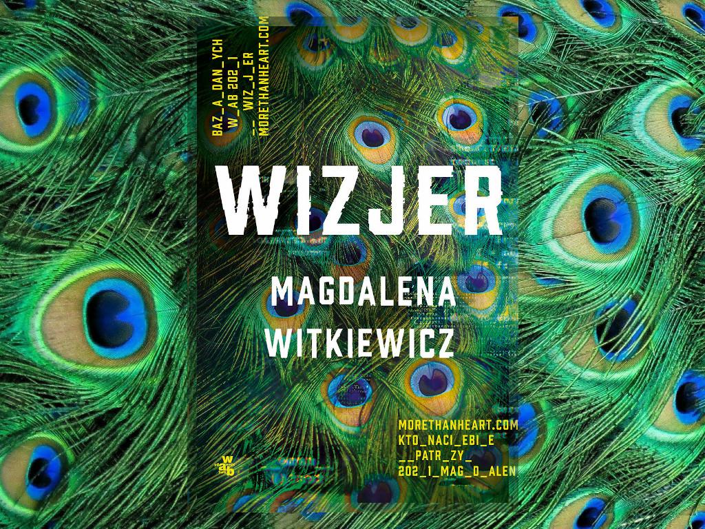 Recenzja: Wizjer - Magdalena Witkiewicz